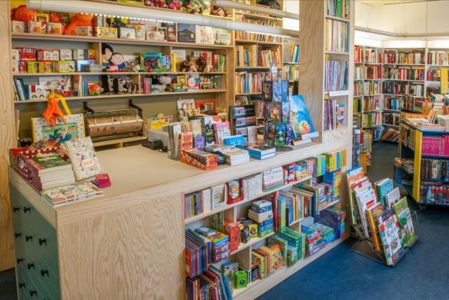 eea08ce6b31 Funshopgids Haarlem - Kinderboekwinkel Kiekeboek - Fotoimpressie 1 ...