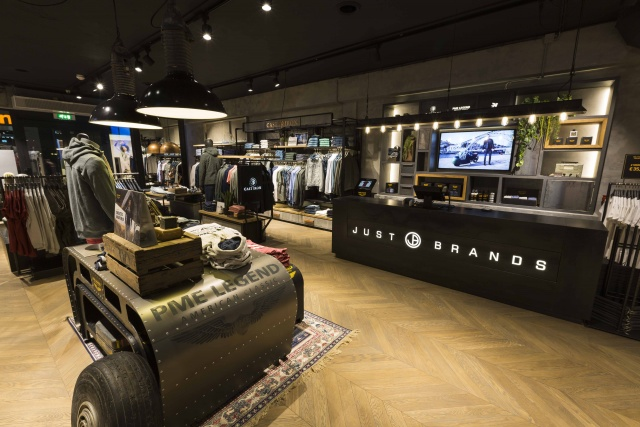 Funshopgids Haarlem - Just Brands - Fotoimpressie 1