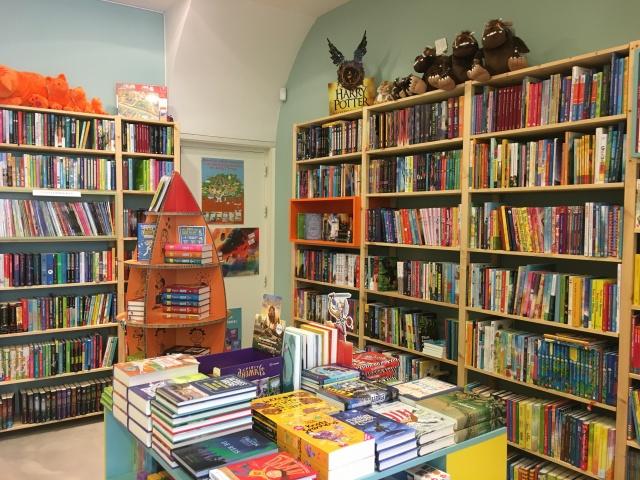 777d2586f9f ... Funshopgids Haarlem - Kinderboekwinkel Kiekeboek - Fotoimpressie 4 ...