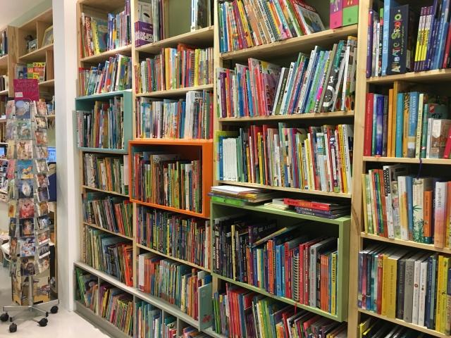 6c57a34bbc6 ... Funshopgids Haarlem - Kinderboekwinkel Kiekeboek - Fotoimpressie 5 ...